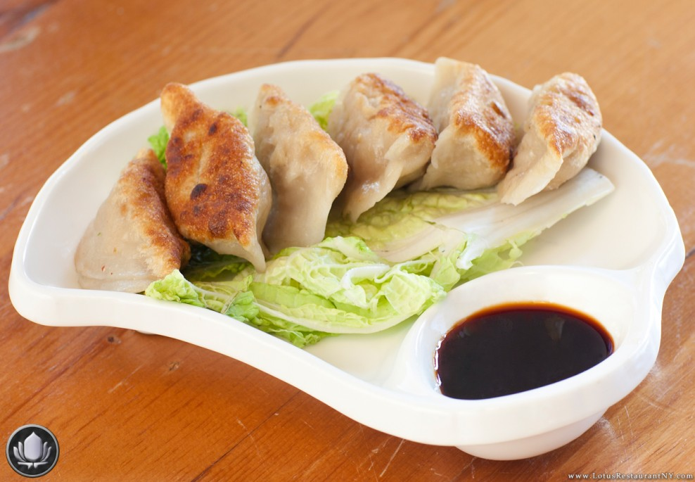 25 chicken pot stickers traditional pan fried chicken
