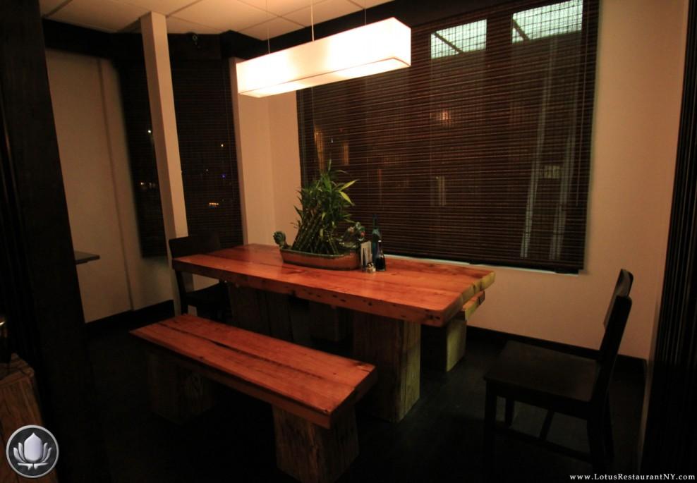 Lotus Room Chinese Cuisine Menu